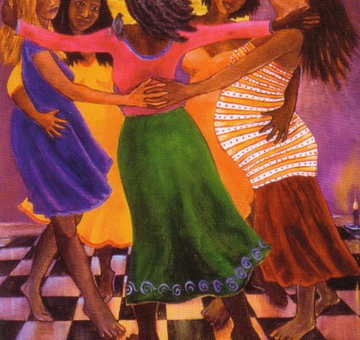 Taller de danza oriental para embarazadas