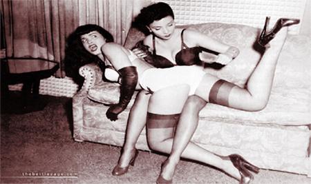 Los límites del erotismo