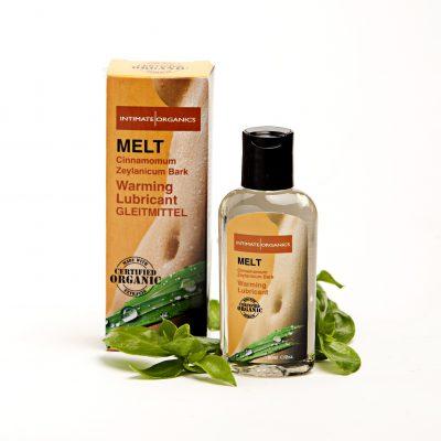 Lubricante intimate organics melt