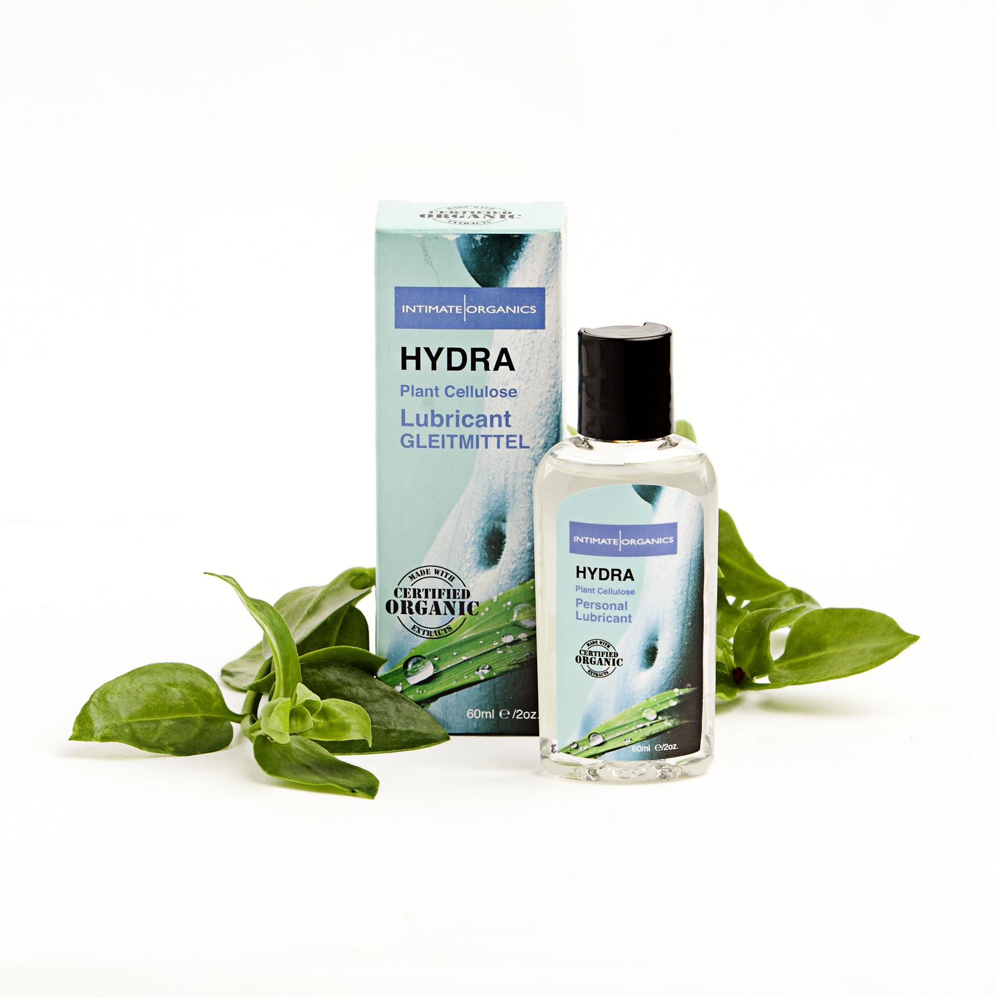 Lubricante Intimate Organics Hydra