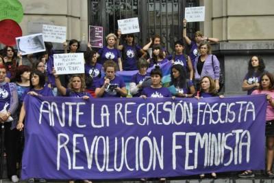 Manifiesto Asamblea Feminista Zaragoza