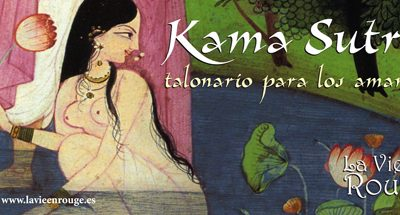 Talonario Kamasutra La Vie en Rouge. Desmontando a la Pili