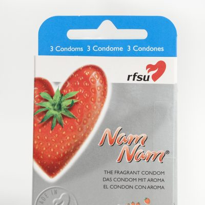 preservativos RFSU-Nam_Nam, preservativos veganos