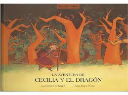 Cecilia y el dragón.