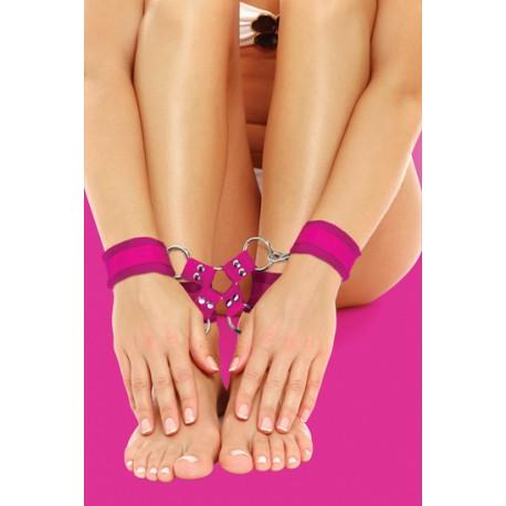 ouch-esposas-de-velcro-para-pies-y-manos-rosa