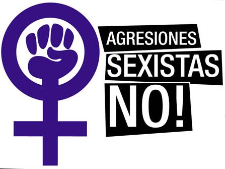Agresión sexista en las fiestas del Pilar