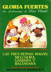 Las tre reinas magas de Gloria Fuertes