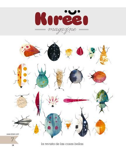 Kireei: el magazine de las cosas bellas