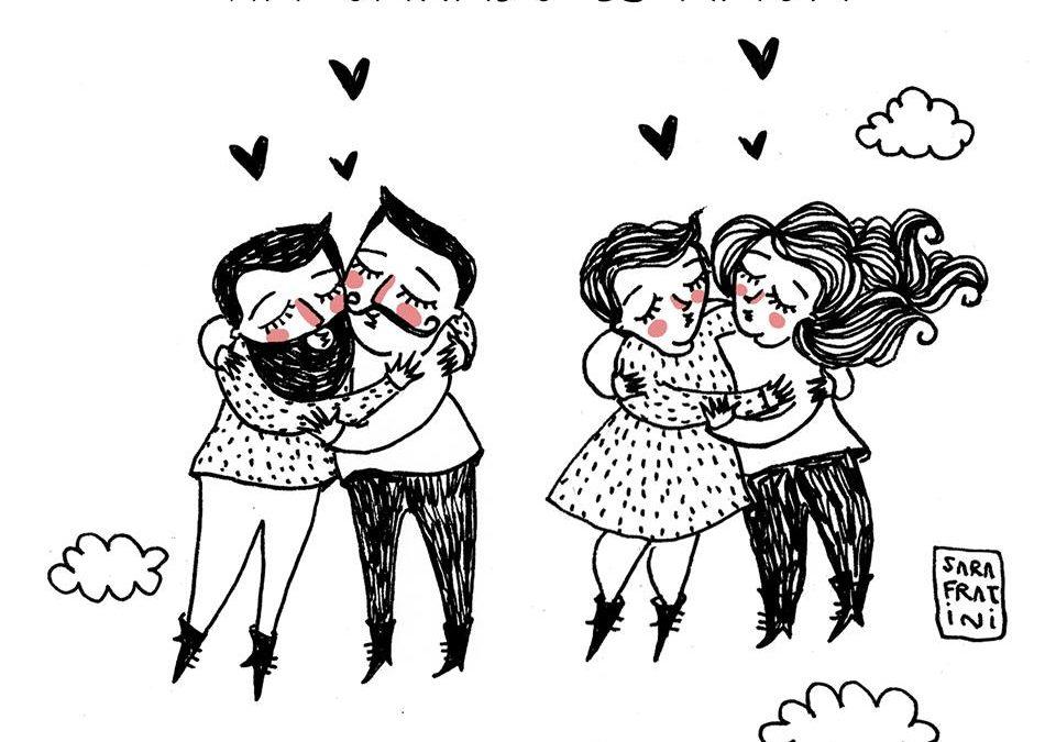 ¿Acaso el amor puede ser otra cosa más que libre?