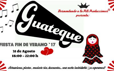 ¡Fiesta Fin de Verano!! Únete a nuestro Pili-Guateque :)