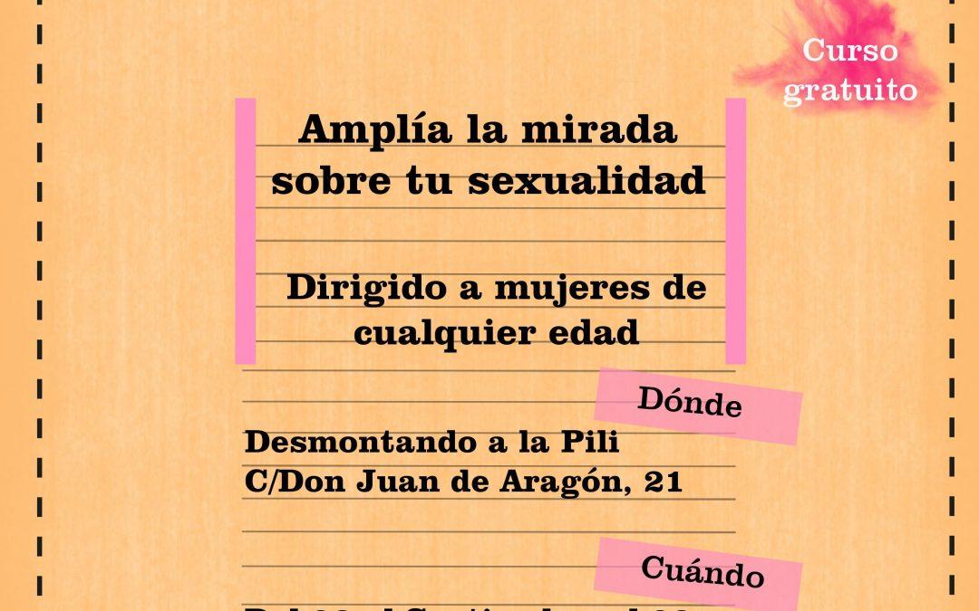 Curso: PONIENDO EN FORMA MI SEXUALIDAD