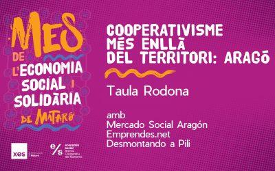 Nos vamos al Mes de la Economía Social y Solidaria en Mataró