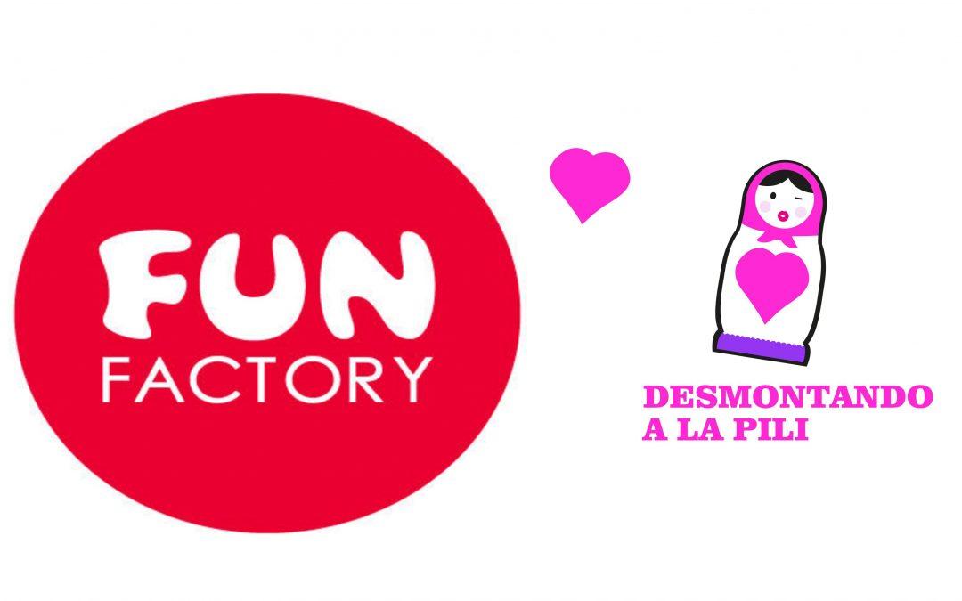 Fun Factory llega de nuevo a Desmontando a la Pili