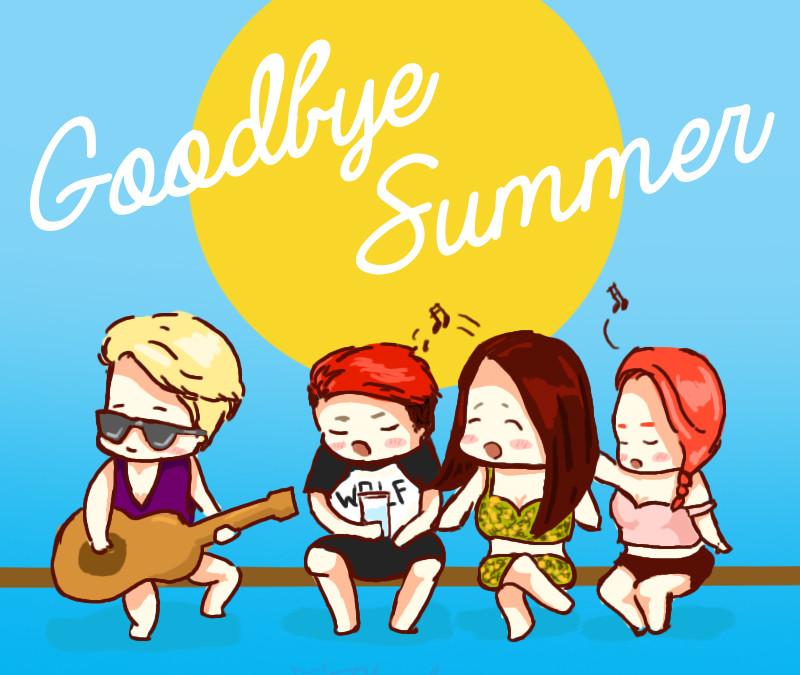 29 de agosto, fiesta fin de verano.
