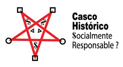 Asociación Vecinos Lanuza Casco Viejo, Casco Histórico Socialmente Responsable