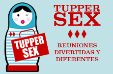 Tupper sex Zaragoza