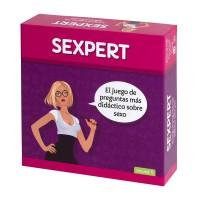 sexpert, juego_de_mesa
