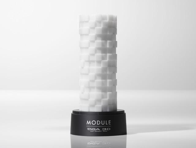 Module, TENGA 3 D, juguete masturbador para pene