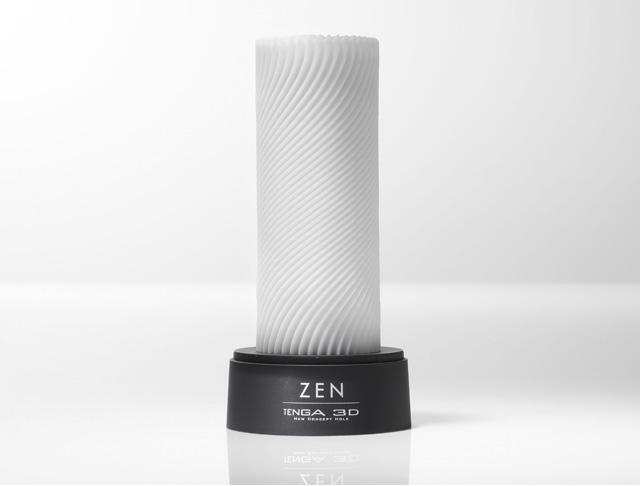 ZenTENGA 3 D, juguete masturbador para pene