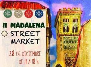 II Madalena Street Market. Solstizio de invierno