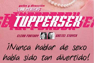 Tuppersex, en el Teatro de las Esquinas