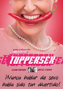 TUPPERSEX, Edu Pericas, Gretel Stuyck y Elena Fortuny