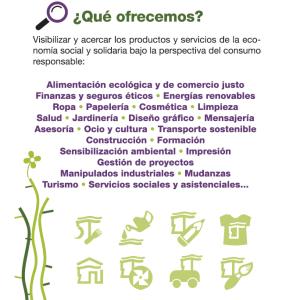 indice de entidades Mercado social de Aragón