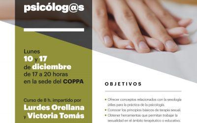 CURSO – Sexología básica para psicólogxs